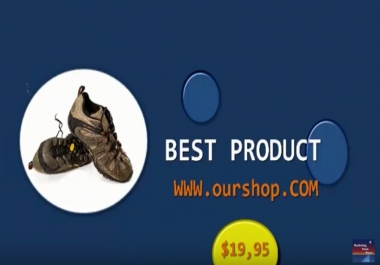 create  product promotion video