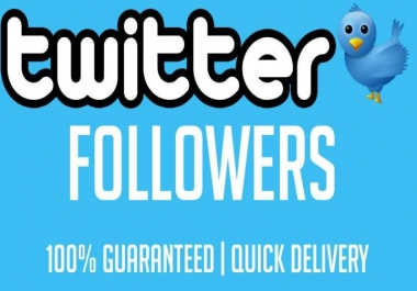 give 2500+ Twitter Followers