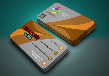 Design outstanding business cards in 12 hrs