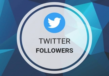 give 400+ Real and Active Twitter Followers within 24 Hours