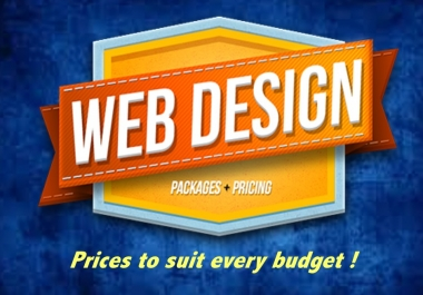 Design A Professional Website In 48 Hours+ 1 Year Hosting, SSL Security & 1 Month Free Promo