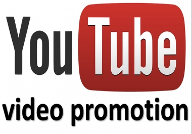 give 1,000 High Quality You Tube Promotion
