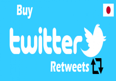 Add 400+ Twitter Retweets Non Drop & High Quality