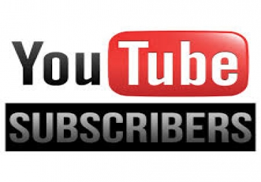 send you 2000 YOUTUBE SUBSCRIBE with lifetime guaranteed