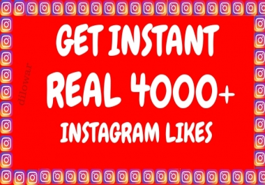 Add Real 4,000+ Instagram Photos/Post Likes