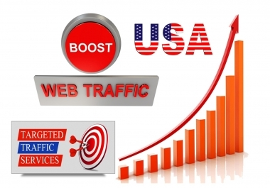 Provide 80,000+ USA,Uk, Canada traffic your website