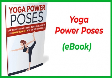 Give You Yoga Power Poses eBook