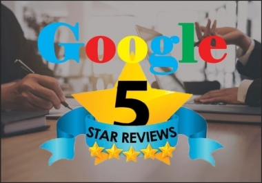 give 5+ Permanent google review for you.