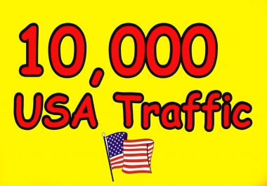 Drive 10,000 UK Traffic to your website