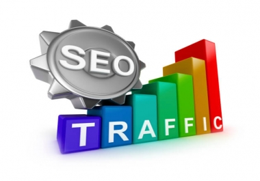 Provide SEO 1,800 Plus Backlinks And 50,000 website traffic safely