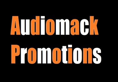 get you 20,000 audiomack play