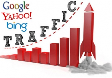 Give you 25,000 Guaranteed USA Visitors to your site with proofs