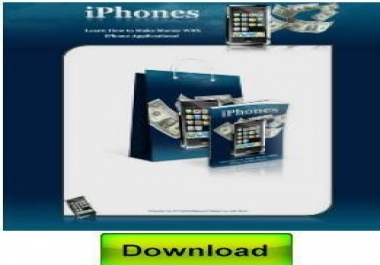 teach you how to make money with iPhone applications