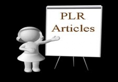 give you 650 eBay PLR articles
