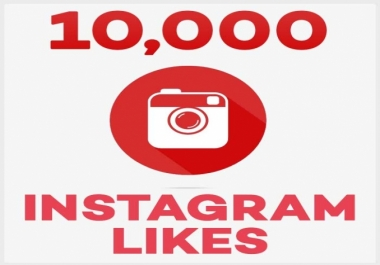 give you 10,000+ Instagram likes