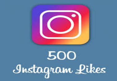 add 500 Instagram likes