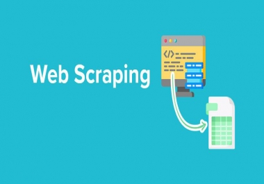 do data mining,web scrapping or data collection as you want
