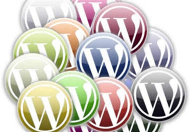 help you setting up your wordpress step by step including categories