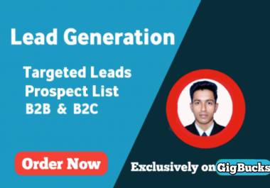 generate leads collection for your business using linkedin