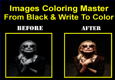 Colorize Your Old Photos