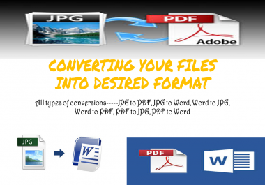 convert your 20 files into your desired format