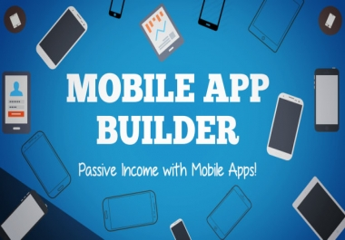 teach you, how to make a passive income with apps