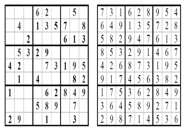 make you 2,000 never been published Sudoku puzzles with solutions