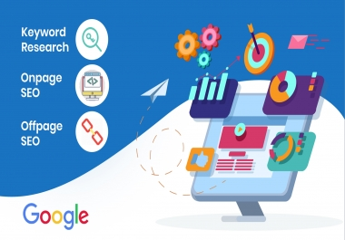 provide complete monthly SEO service to get top ranking on google