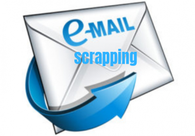 Do email scraping