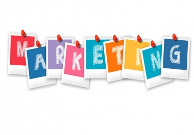 Promote and market products/brands also run ads