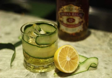 create your own cocktail recipe or I will give my signature cocktail recipe