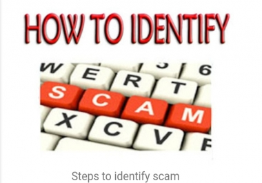 Show you how to identify fake websites and scam sites (Internet Security)