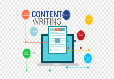 write about any topic you want ( content writer )