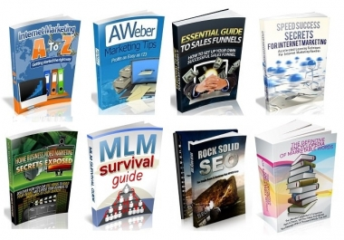 give you 1370 ebooks with resell rights