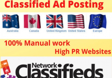 post your classified ads site to get more customers
