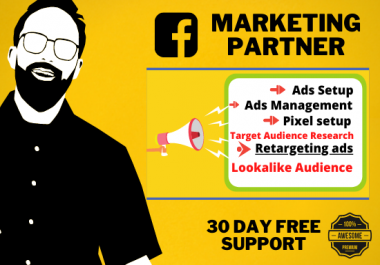 create your facebook ads for targeted people