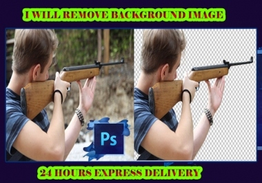 remove uncountable background of images