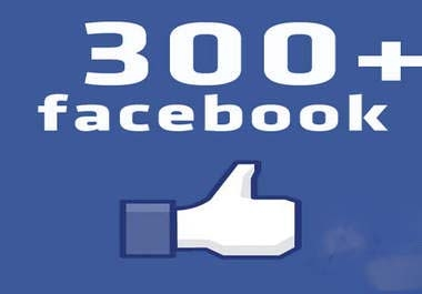 Increase Your FACEBOOK Likes +300 In a Day To Generate Traffic