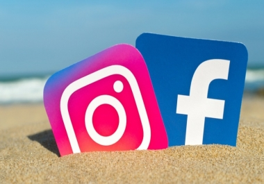 give you 500 followers or 600 likes on instagram and facebook for