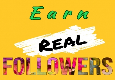 Give you 800 REAL Instagram followers in 10 days