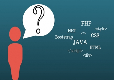 do Web development using PHP and/or JS based frameworks