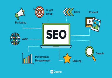 do on page, off page SEO optimizations for you