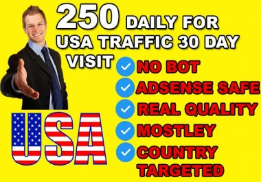 promote your website or blog usa organic target traffic visitors