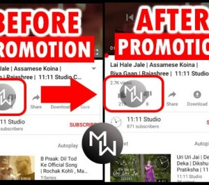 do Youtube Video Views Growth, Marketing and Promotion Quickly