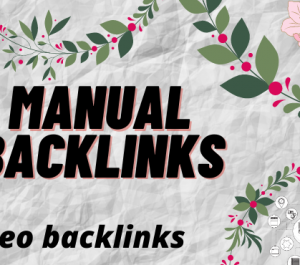 provide 20 off page seo backlinks