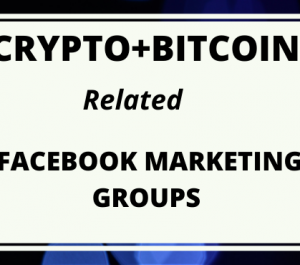 share cypto related facebook groups post