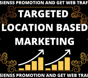 promote your targeted location based website traffic from classified ads