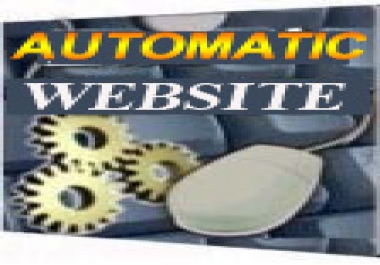 create a professional website with seo optimized theme. Daily auto content articles will be updated (ONLY 3 PACKAGS AVAILABLE)