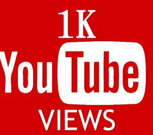 Add 1000+ Youtube video views