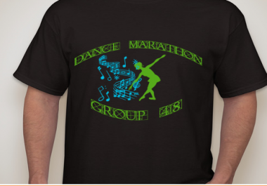 design a T-shirt for your event